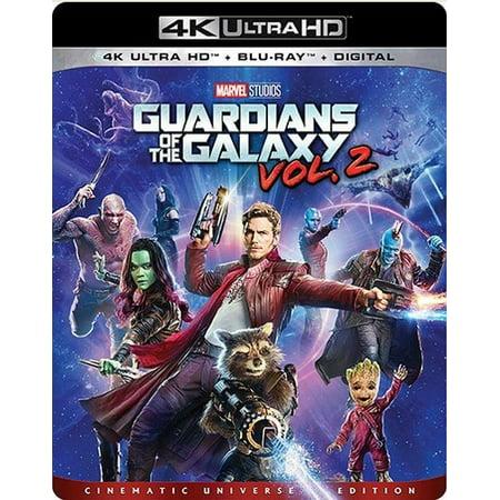 Guardians of the Galaxy: Vol. 2 (4K Ultra HD + Blu-ray + Digital