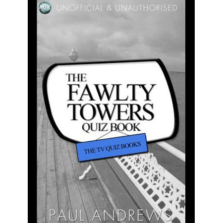 - The Fawlty Towers Quiz Book - eBook