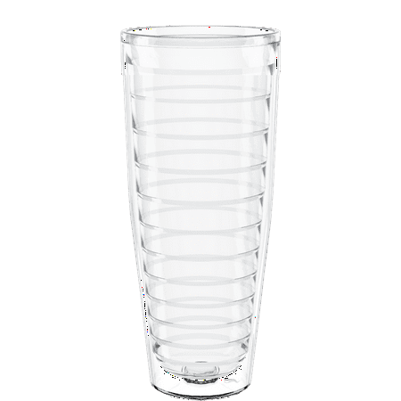 Kompass Double-Walled Insulated 1-Pack Clear 26 ounce travel Tumbler Arkansas 12 Ounce Tumbler