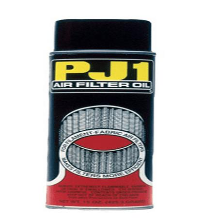 PJ1 FOAM AIR FILTER OIL - AEROSOL  NET WT. 13 OZ