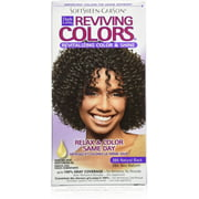 Dark and Lovely Reviving Colors, 395 Natural Black, 1 ea (Pack of 3)