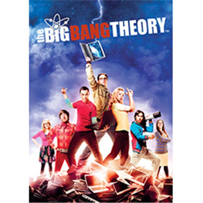Flim Cells MP17240116 Big Bang Theory Mighty Print, Wall Art