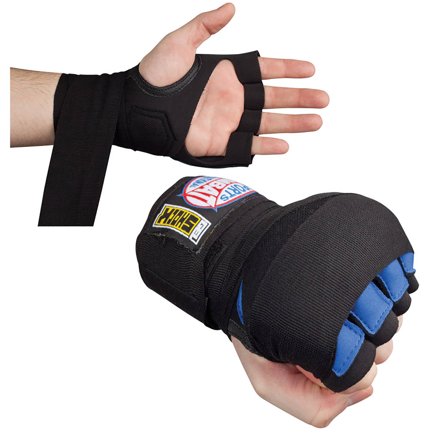 Combat Sports Gel Shock Hand wraps