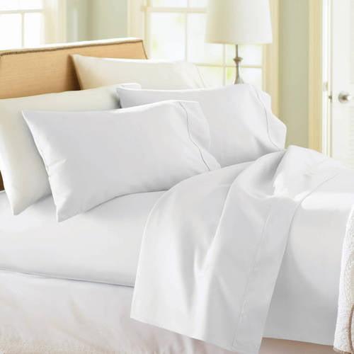 Canopy 300 Thread Count Bed Sheet Set 1 Each Walmart Com