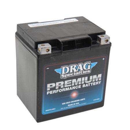 Drag Specialties 2113-0322 Premium Performance Battery