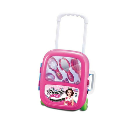 Lightahead 174 Children 8217 S Beauty Play Set With 8 Accessories