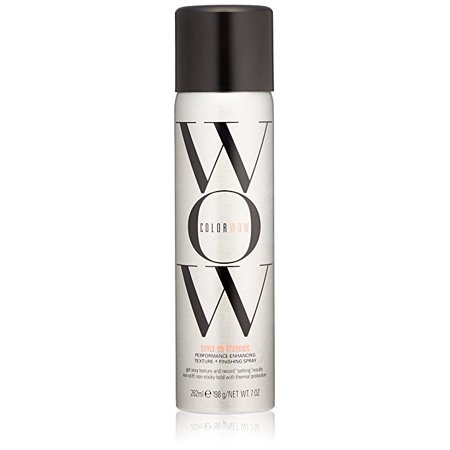 COLOR WOW Style On Steroids Performance Enhancing Texture & Finishing Spray 7 oz - Wow Timeline