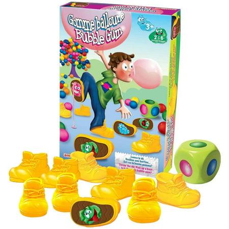Gladius International Bubblegum Family Matching Game - Children's Games For Halloween Printables