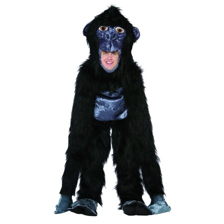 Funny Halloween Costumes Mens (GORILLA MONKEY king kong funny mens halloween)