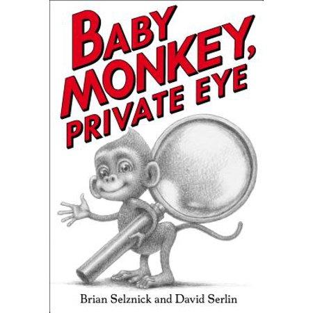 - Baby Monkey, Private Eye (Hardcover)