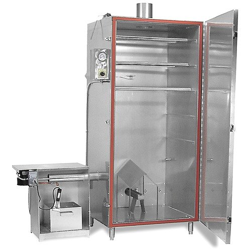 TSM Products Electric or Propane Natural Gas Smoke House with Aluminum Exterior