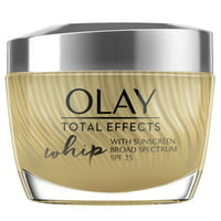 Olay Total Effects Whip Face Moisturizer SPF 25, 1.7 oz.