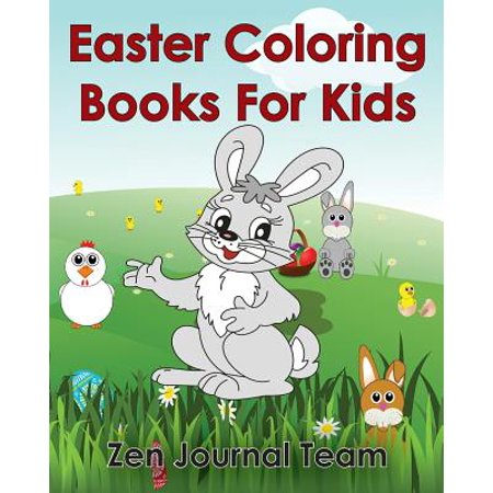 Easter Coloring Books for Kids : 2016 Easter Coloring Pages for Hours of Fun for Children of All - Kids Coloring Books