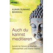 Auch du kannst meditieren - eBook