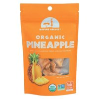 Mavuno Harvest Gluten - Free Dried Pineapple - pack of 6 - 2 Oz.