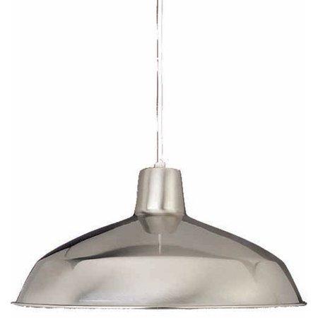 Volume Lighting 1-Light Dome Pendant