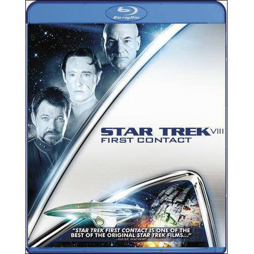 Star Trek VIII: First Contact (Blu-ray) (With BD-Live) (Widescreen)