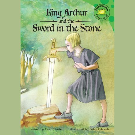 King Arthur and the Sword in the Stone -