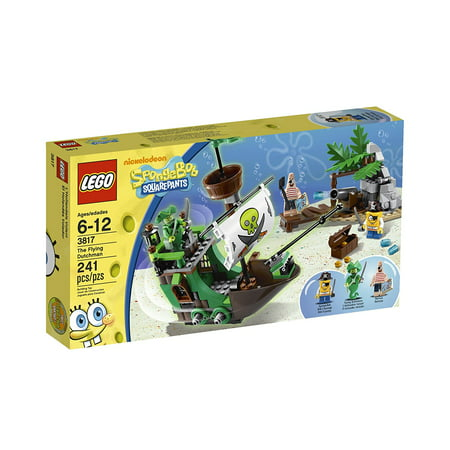 LEGO SpongeBob The Flying Dutchman 3817](Lego Spongebob Halloween 4)