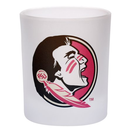 Florida State Seminoles 8.45oz. Frosted Rocks Glass - No Size