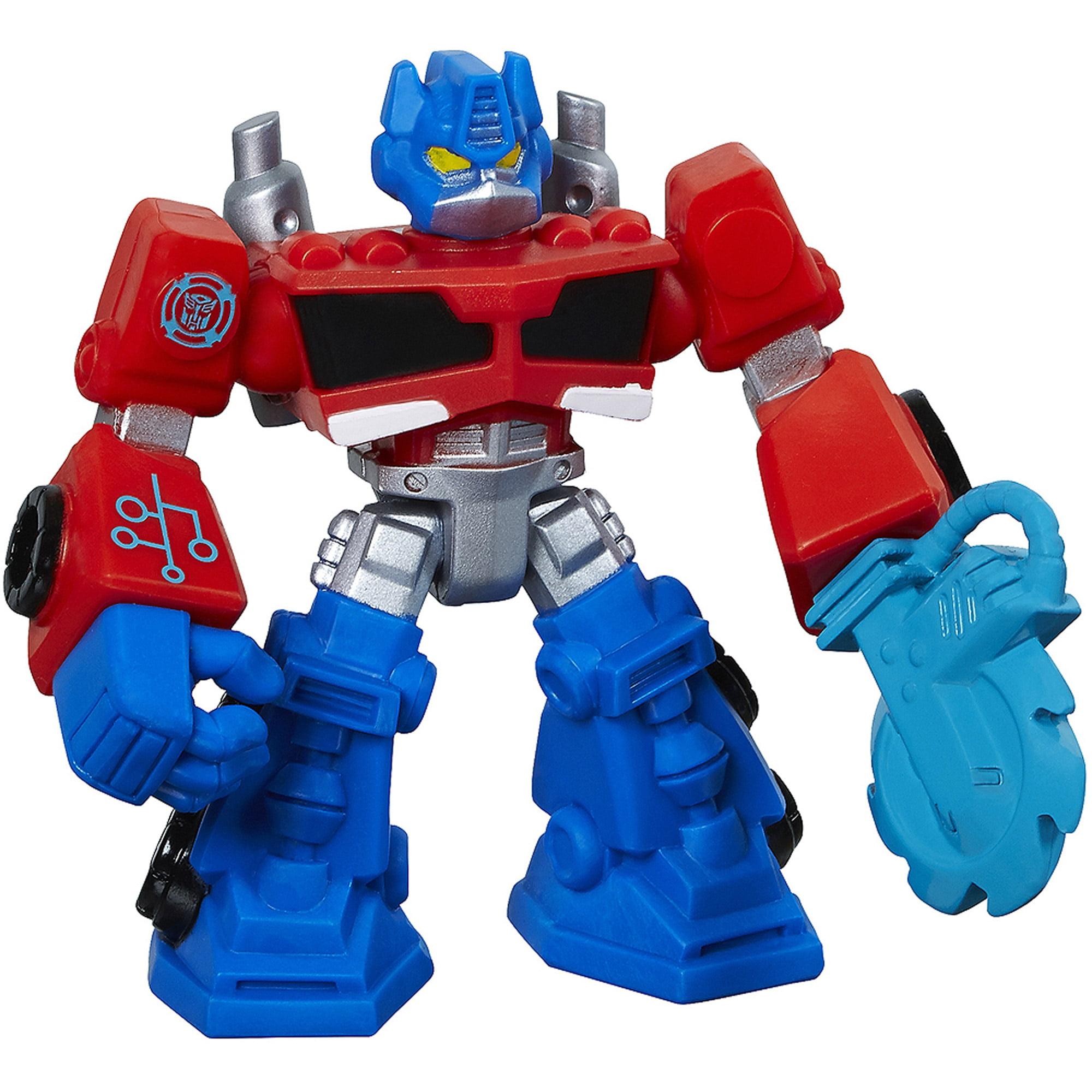 Playskool Heroes Transformers Rescue Bots Optimus Prime Figure by Hasbro