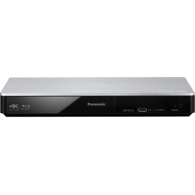 Panasonic DMP-BDT270 3D Smart Network Blu-ray Disc Player by Panasonic
