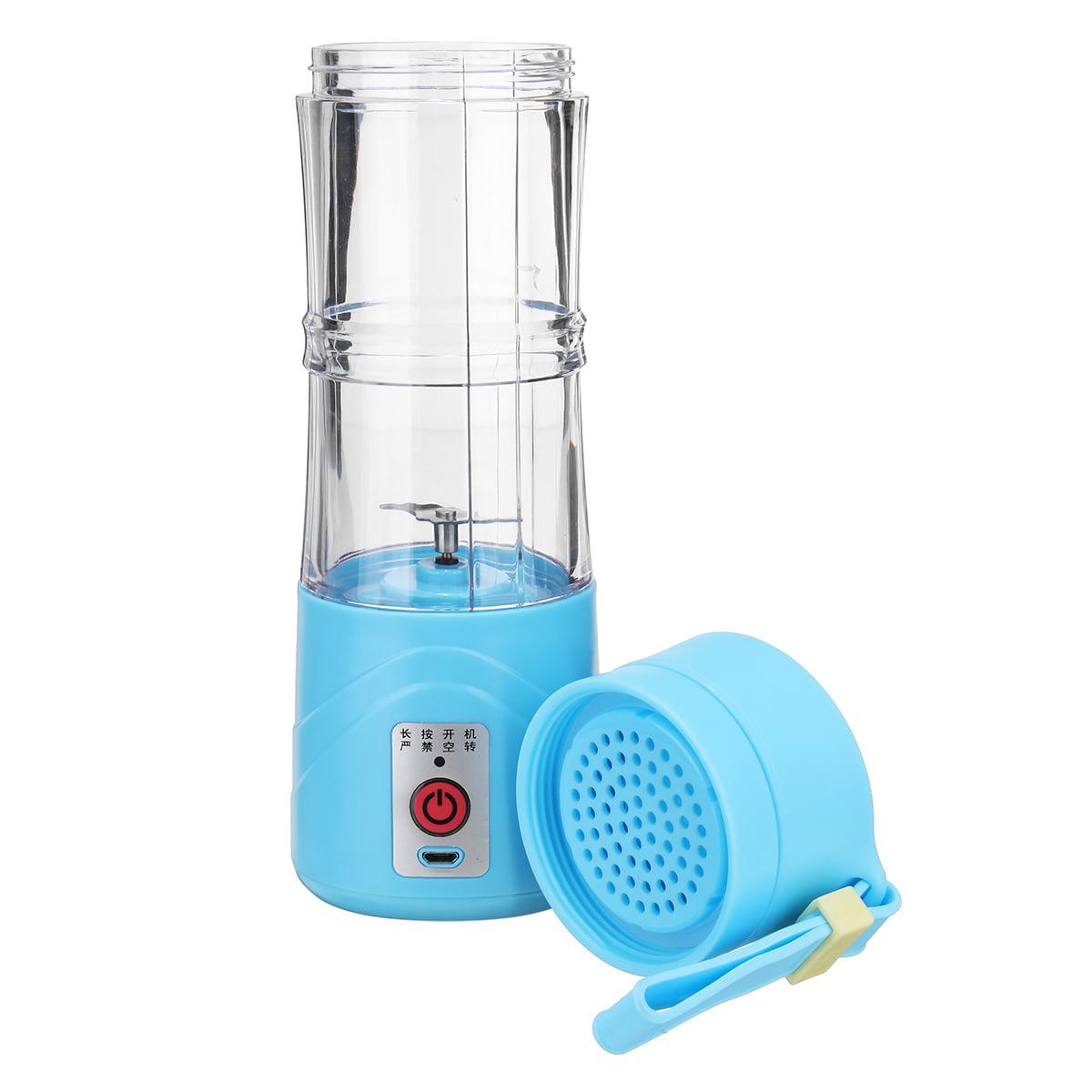 380ml Portable USB Electric Fruit Juicer Smoothie Maker Blender ...