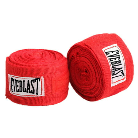 2 Rolls 3M Cotton Sports Strap Boxing Bandage Sanda Muay Thai Taekwondo Hand Gloves