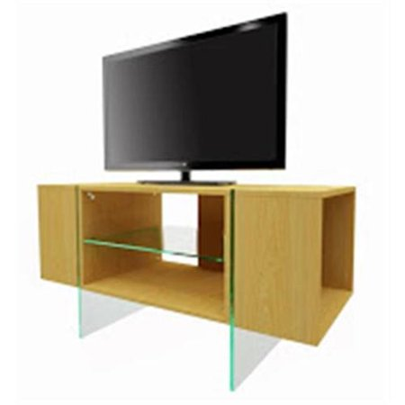 Trans World TWSTV-011001 50 inch New York Entertainment TV Stand