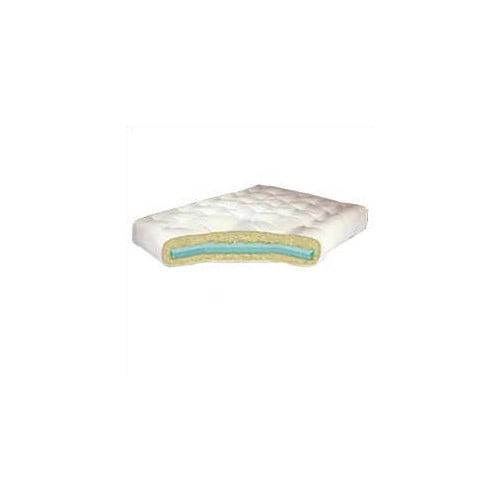 Gold Bond 6'' Cotton and Foam Futon Mattress