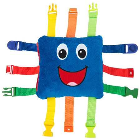 Buckle Toy - Boomer Square