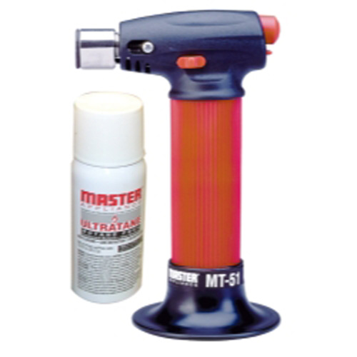 Master Appliance 11508 MT-51 Series Butane-Powered Microtorch with Butane