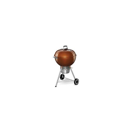WEBER-STEPHEN 14402001 KETTLE PREM CPPR 22IN Pack of 1