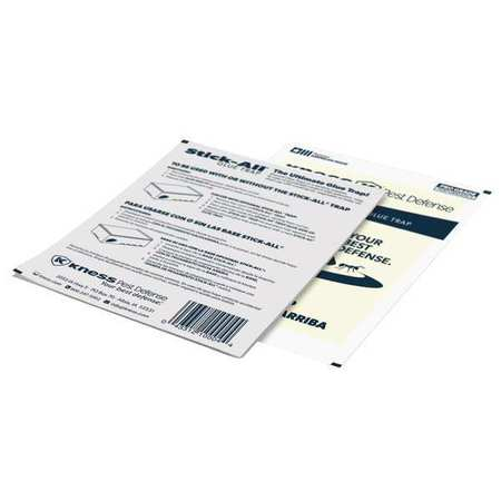 KNESS 106-0-013 STICK-ALL® Glue Trap Inserts, 4 Pk
