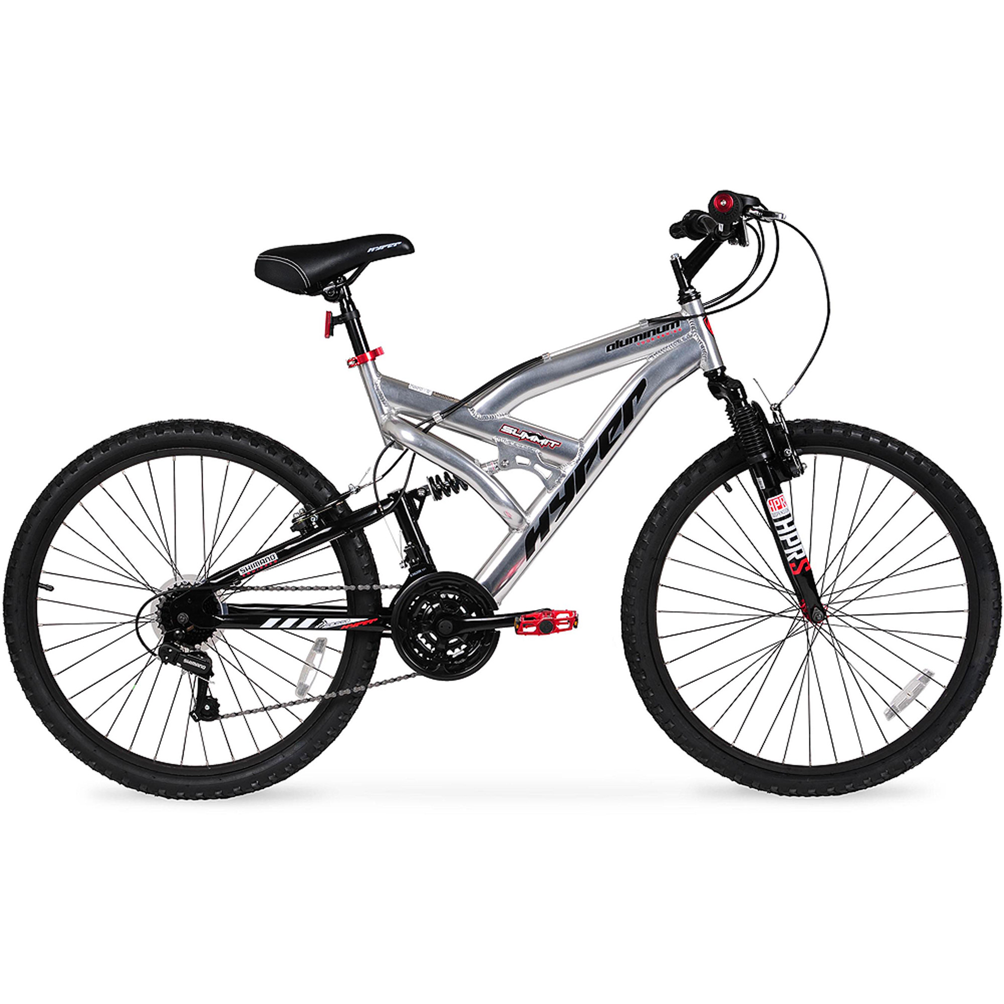 26 Hyper Summit Men S Mountain Bike Walmart Com