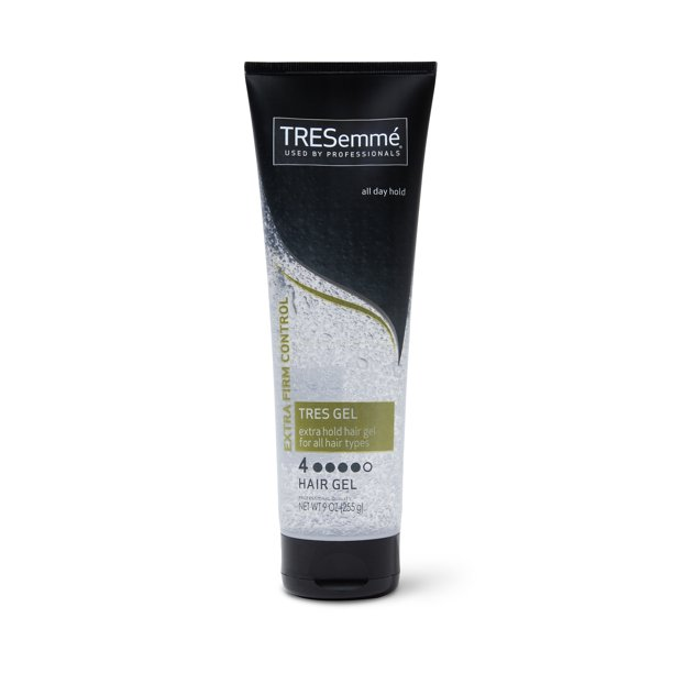 TRESemmé TRES Two Extra Firm Control Hair Styling Gel, 9 oz