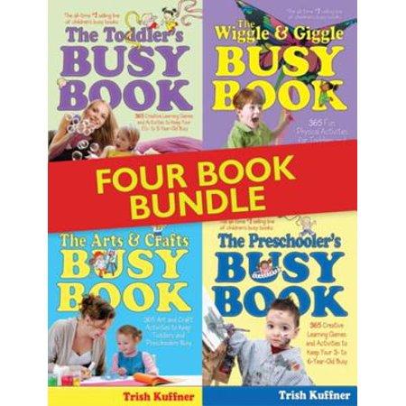 The Busy Book Ebook Bundle Ebook