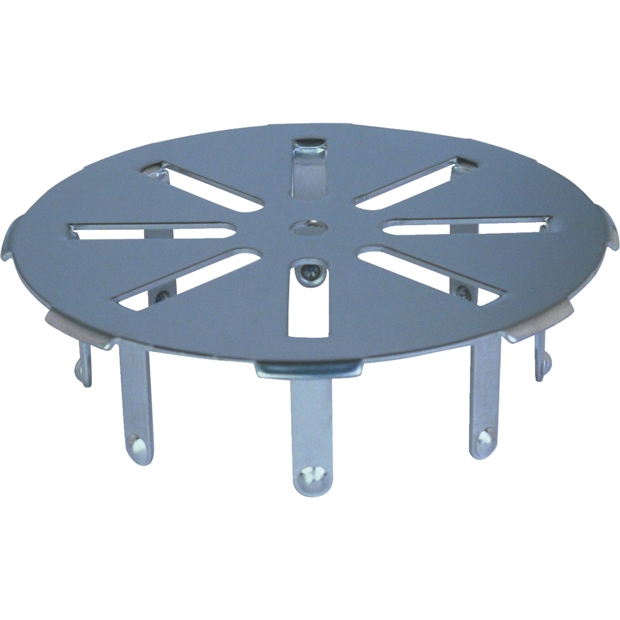 Stainless Steel Pipe Floor Strainer