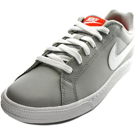 Nike Court Majestic Round Toe Leather Tennis Shoe