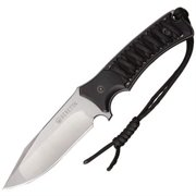 Tactical Fixed Blade Black