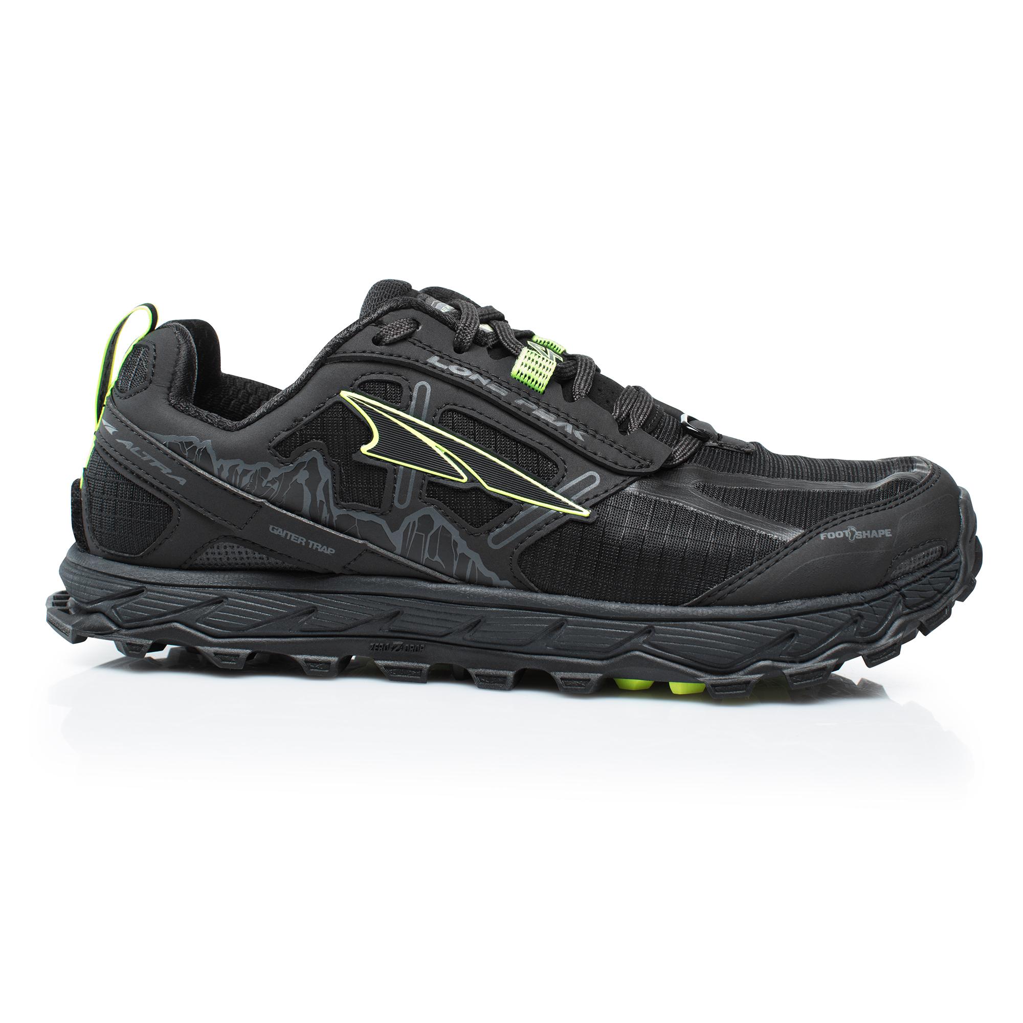 Altra Trail Women's Lone Peak 4 Trail Altra Running Shoe Black 482da6