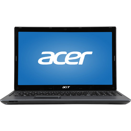 "Acer 15.6"" AS5733-6607 Laptop PC with Intel Core i3-370M Processor, Windows 7 Home Premium"
