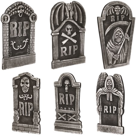 Loftus Graveyard Halloween Decor 6pc 19