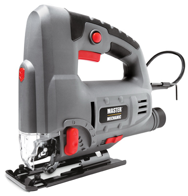 JINDING GROUP CO LTD Jig Saw With LED Worklight, 4.5-Amp