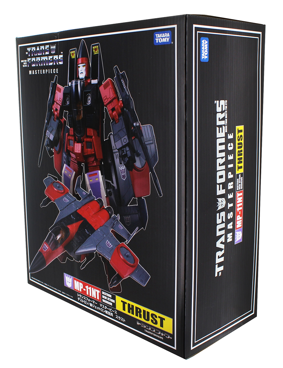 Transformers Masterpiece MP-11NT Thrust Action Figure by Takara
