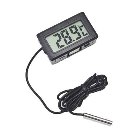 Digital LCD Thermometer for Refrigerator Fridge Freezer Temperature Meter -50 to