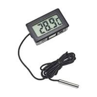 Digital LCD Thermometer for Refrigerator Fridge Freezer Temperature Meter -50 to 110°C
