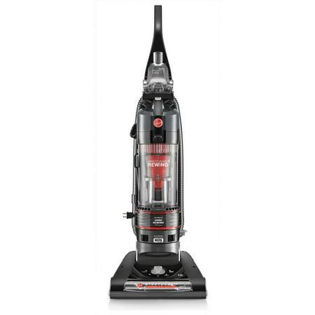 Heavy Duty Bagless Upright Vacuum - Hoover WindTunnel 2 Rewind Bagless Upright Vacuum, UH70821PC