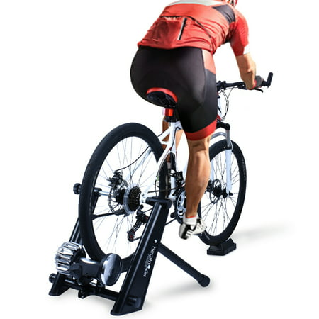 Fluid Bike Trainer, Indoor Exercise Trainer Stand for 26-29