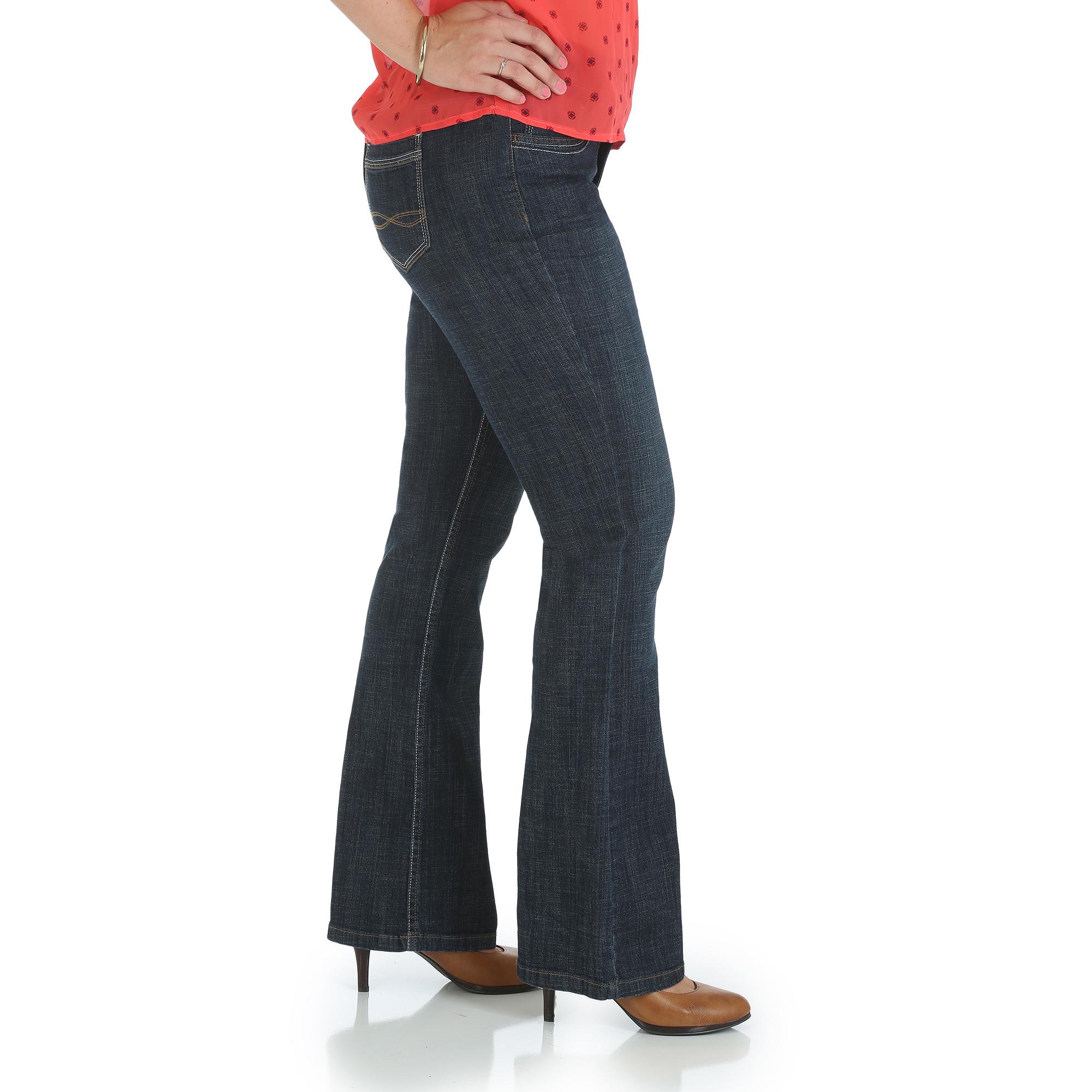 Beige Womens Jeans